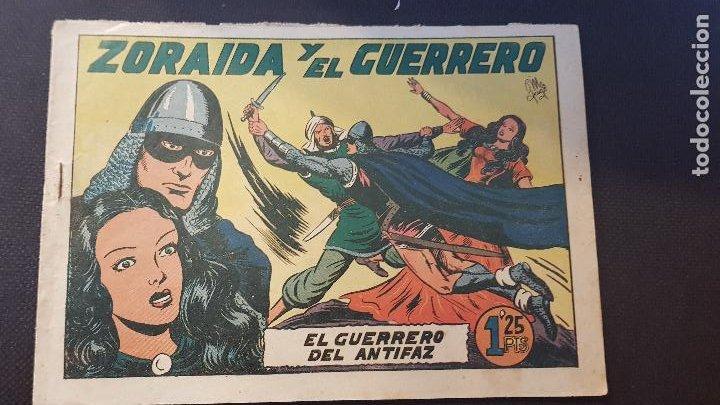 ZORAIDA Y EL GUERRERO Nº106 (Tebeos y Comics - Valenciana - Guerrero del Antifaz)