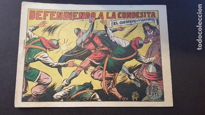 DEFENDIENDO A LA CONDESITA Nº104 (Tebeos y Comics - Valenciana - Guerrero del Antifaz)