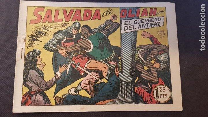 SALVADA DE OLIAN Nº103 (Tebeos y Comics - Valenciana - Guerrero del Antifaz)