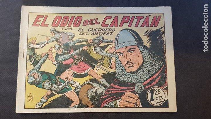 EL ODIO DEL CAPITAN Nº96 (Tebeos y Comics - Valenciana - Guerrero del Antifaz)