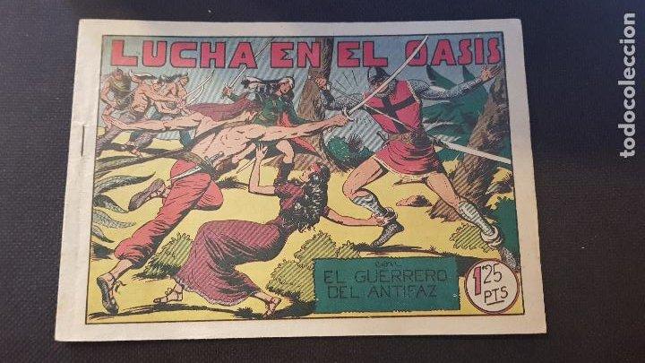 LUCHA EN EL OASIS Nº91 (Tebeos y Comics - Valenciana - Guerrero del Antifaz)