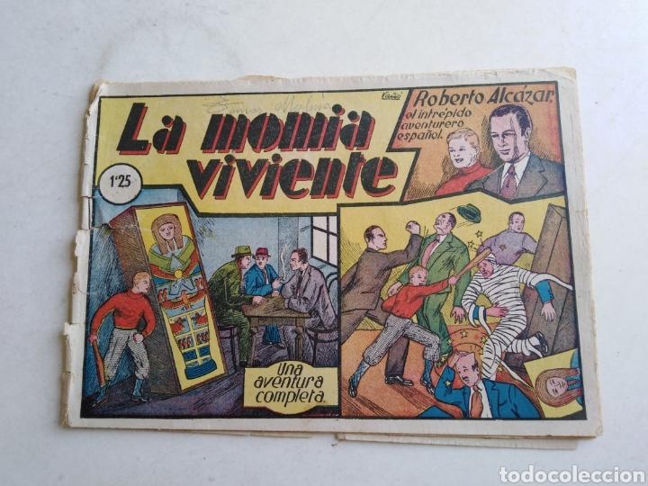 Tebeos: Lote de 14 cómic ( Roberto alcázar y pedrin ) originales de época - Foto 2 - 213875931