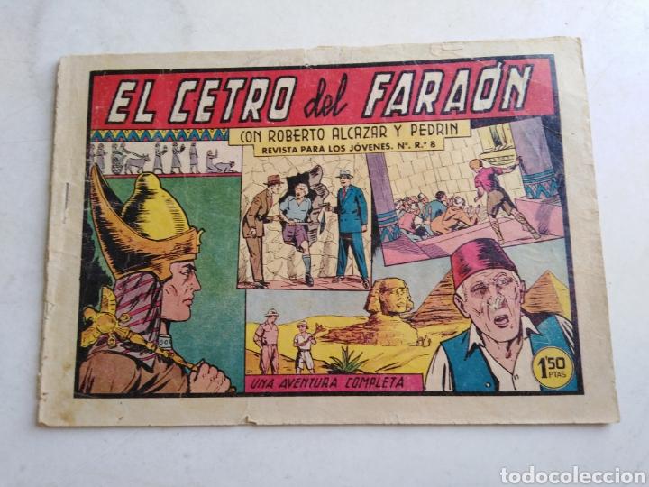 Tebeos: Lote de 14 cómic ( Roberto alcázar y pedrin ) originales de época - Foto 4 - 213875931