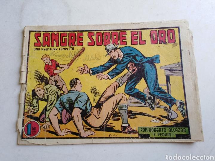 Tebeos: Lote de 14 cómic ( Roberto alcázar y pedrin ) originales de época - Foto 6 - 213875931