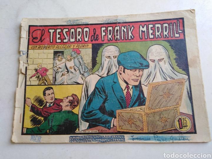 Tebeos: Lote de 14 cómic ( Roberto alcázar y pedrin ) originales de época - Foto 12 - 213875931