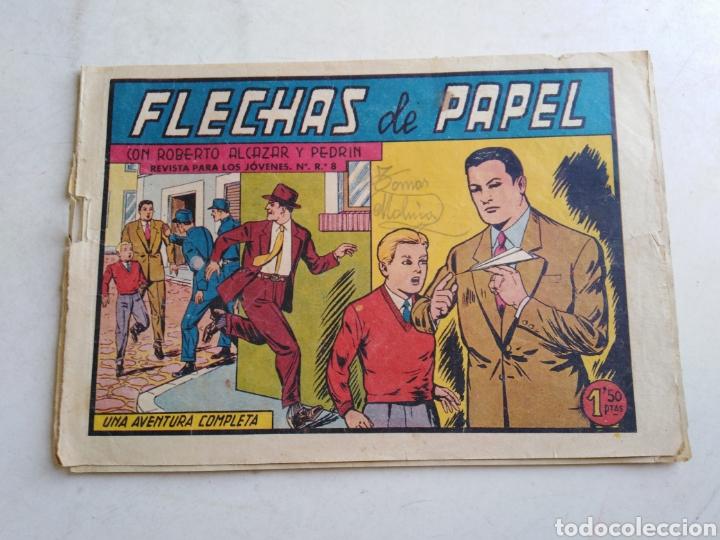 Tebeos: Lote de 14 cómic ( Roberto alcázar y pedrin ) originales de época - Foto 14 - 213875931