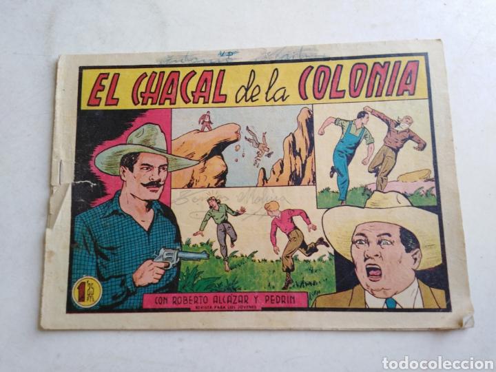 Tebeos: Lote de 14 cómic ( Roberto alcázar y pedrin ) originales de época - Foto 16 - 213875931