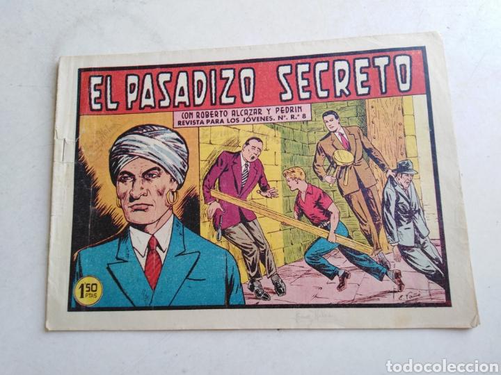 Tebeos: Lote de 14 cómic ( Roberto alcázar y pedrin ) originales de época - Foto 18 - 213875931