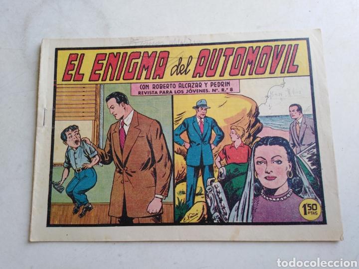Tebeos: Lote de 14 cómic ( Roberto alcázar y pedrin ) originales de época - Foto 20 - 213875931