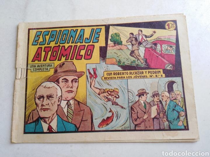 Tebeos: Lote de 14 cómic ( Roberto alcázar y pedrin ) originales de época - Foto 22 - 213875931