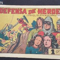 Tebeos: DEFENSA DE HEROES (ORIGINAL) Nº54. Lote 214009560