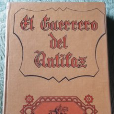 Tebeos: TEBEOS-COMICS GOYO - GUERRERO DEL ANTIFAZ - TOMO 4 - VALENCIANA - 1973 - AA98. Lote 214183037