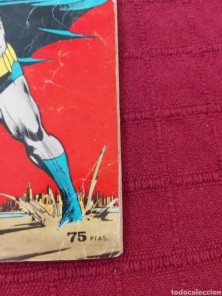 Tebeos: BATMAN-ÁLBUM GIGANTE EDITORIAL VALENCIANA 1976-COMIC SUPER HEROES - Foto 5 - 214254993