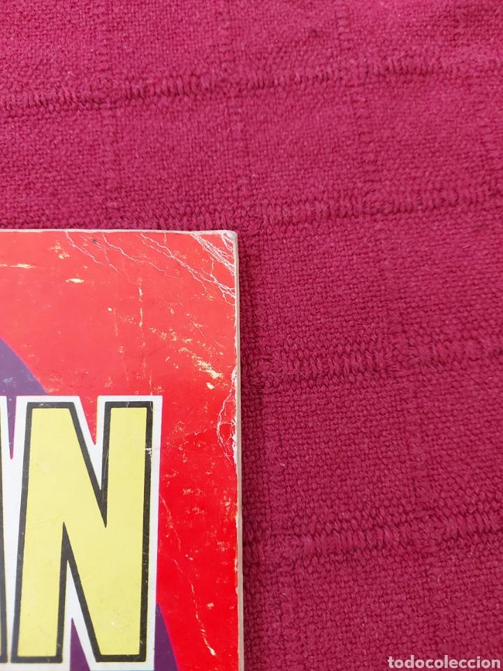 Tebeos: BATMAN-ÁLBUM GIGANTE EDITORIAL VALENCIANA 1976-COMIC SUPER HEROES - Foto 7 - 214254993