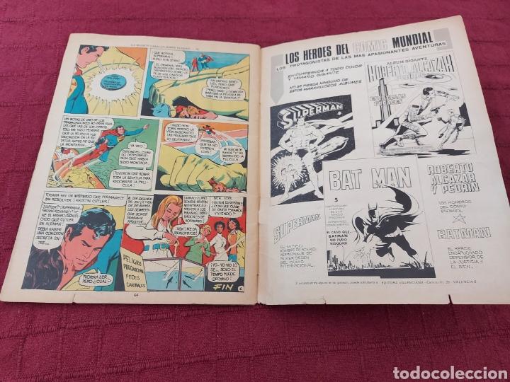 Tebeos: SUPERMAN ÁLBUM GIGANTE EDITORIAL VALENCIANA 1976- 4 AVENTURAS- COMIC EDICION LIMITADA-SUPER HEROES - Foto 14 - 214259052