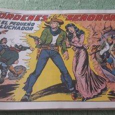 Tebeos: TEBEOS-COMICS GOYO - PEQUEÑO LUCHADOR 179 - VALENCIANA 1945 - AA98. Lote 214259732