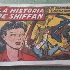 Tebeos: TEBEOS-COMICS GOYO - PEQUEÑO LUCHADOR 183 - VALENCIANA 1945 - AA98. Lote 214261243