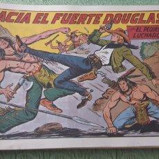 Tebeos: TEBEOS-COMICS GOYO - PEQUEÑO LUCHADOR 185 - VALENCIANA 1945 - AA98. Lote 214261620