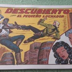 Tebeos: TEBEOS-COMICS GOYO - PEQUEÑO LUCHADOR 204 - VALENCIANA 1945 - AA98. Lote 214264967