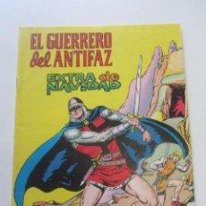 Livros de Banda Desenhada: EL GUERRERO DEL ANTIFAZ EXTRA DE NAVIDAD 1976 CX66. Lote 214559492