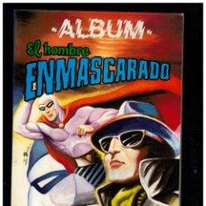 Tebeos: ALBUM EL HOMBRE ENMASCARADO 5 RETAPADO CON NºS 35 A 38 VALENCIANA. Lote 214630041