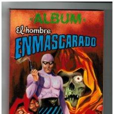 Tebeos: ALBUM EL HOMBRE ENMASCARADO 6 RETAPADO CON NºS 39 A 42. VALENCIANA. Lote 214630367