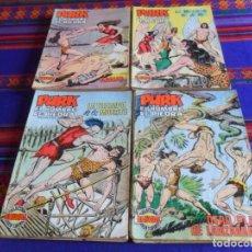 Livros de Banda Desenhada: PURK EL HOMBRE DE PIEDRA NºS 91 AL 114 Y ALMANAQUE 1976. VALENCIANA 1975. 15 PTS.. Lote 214726701