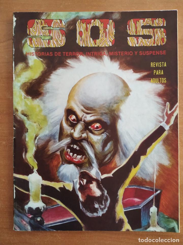 SOS. Nº 45. SEGUNDA ÉPOCA. EDITORIAL VALENCIANA. (Tebeos y Comics - Valenciana - S.O.S)
