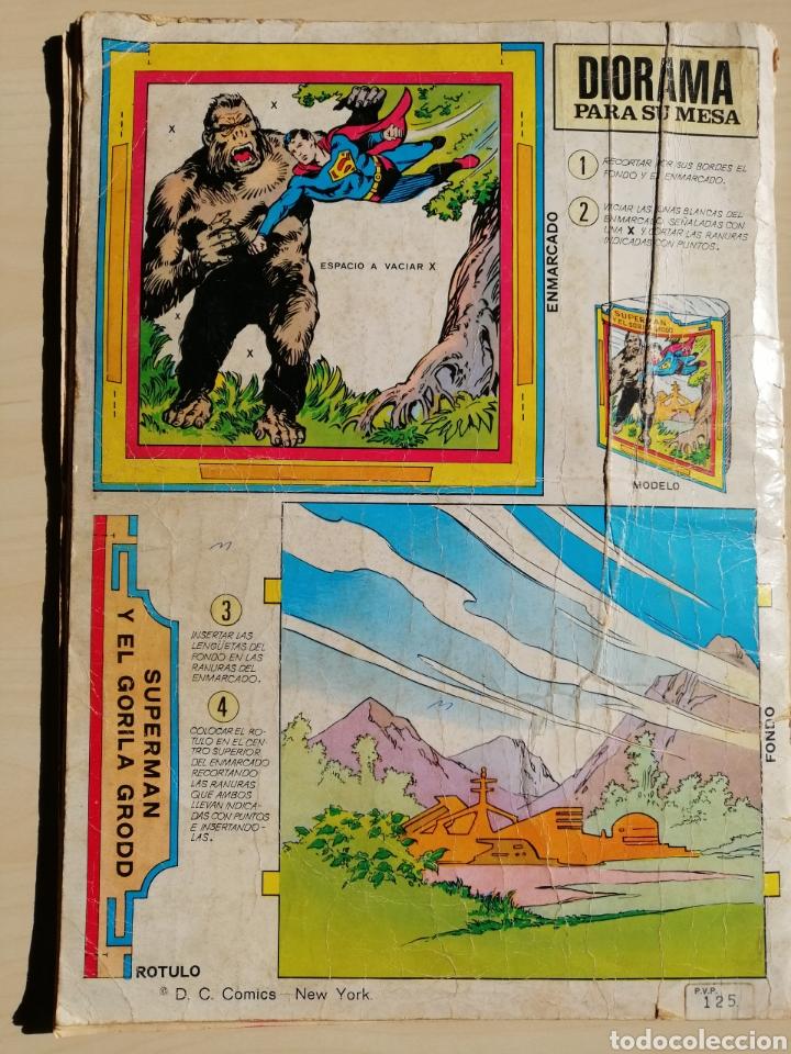 Tebeos: Comic de Superman de 1976 de Ediciones Valenciana. - Foto 3 - 215175828