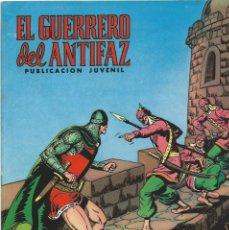 Tebeos: EL GUERRERO DEL ANTIFAZ .VALENCIANA.Nº 78. Lote 215649032
