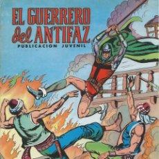 Tebeos: EL GUERRERO DEL ANTIFAZ .VALENCIANA.Nº 83. Lote 215649220