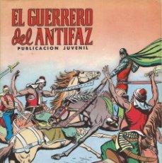 Tebeos: EL GUERRERO DEL ANTIFAZ .VALENCIANA.Nº 84. Lote 215649267
