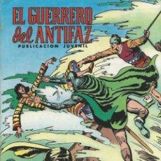 Tebeos: EL GUERRERO DEL ANTIFAZ .VALENCIANA.Nº 90. Lote 215649708
