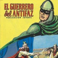 Tebeos: EL GUERRERO DEL ANTIFAZ .VALENCIANA.Nº 92. Lote 215649787