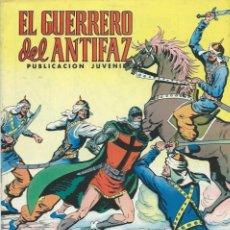 Tebeos: EL GUERRERO DEL ANTIFAZ .VALENCIANA.Nº 93. Lote 215649871