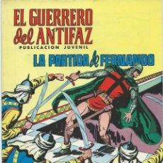 Tebeos: EL GUERRERO DEL ANTIFAZ .VALENCIANA.Nº 95. Lote 215650010