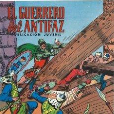 Tebeos: EL GUERRERO DEL ANTIFAZ .VALENCIANA.Nº 97. Lote 215650141