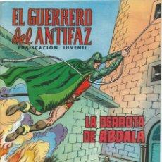 Tebeos: EL GUERRERO DEL ANTIFAZ .VALENCIANA.Nº 98. Lote 215650221
