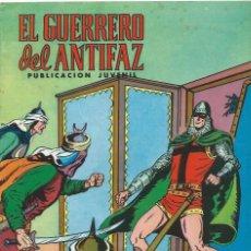 Tebeos: EL GUERRERO DEL ANTIFAZ .VALENCIANA.Nº 100. Lote 215650340