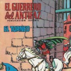Tebeos: EL GUERRERO DEL ANTIFAZ .VALENCIANA.Nº 102. Lote 215650431