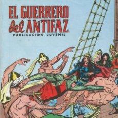 Tebeos: EL GUERRERO DEL ANTIFAZ .VALENCIANA.Nº 104. Lote 215650651
