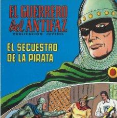 Tebeos: EL GUERRERO DEL ANTIFAZ .VALENCIANA.Nº 105. Lote 215650745