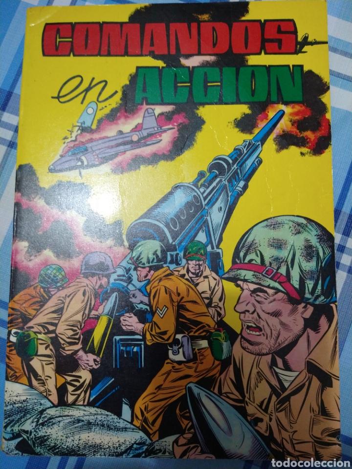 COMANDOS EN ACCIÓN (Tebeos y Comics - Valenciana - Otros)
