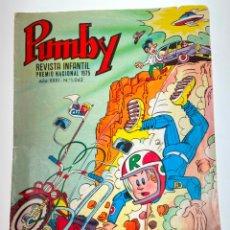 Tebeos: COMIC PUMBY - Nº 1042 - 1977 - ORIGINAL - J. SANCHIS. Lote 215730990