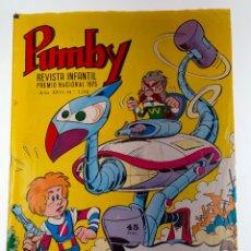Tebeos: COMIC PUMBY - Nº 1116 - 1981 - ORIGINAL - J. SANCHIS. Lote 215731130