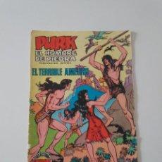 Livros de Banda Desenhada: PURK EL HOMBRE DE PIEDRA NÚMERO 28 EDITORA VALENCIANA. Lote 215740322