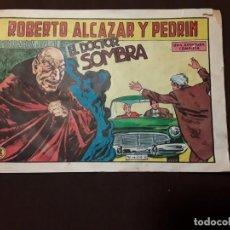 Tebeos: ROBERTO ALCAZAR Y PEDRÍN, EL DOCTOR SOMBRA.ORIGINAL 1969. NUMERO 856.. Lote 215756185
