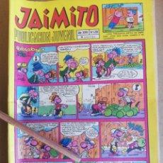 Tebeos: JAIMITO, 1228,5 PTS, 1973. Lote 215799011