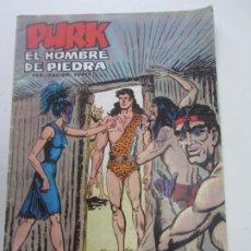 Tebeos: PURK - EL HOMBRE DE PIEDRA - Nº 46 - LOS HIJOS DEL SOL - EDITORIAL VALENCIANA 15 PTS CX69. Lote 215813971