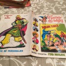 Tebeos: EL GUERRERO DEL ANTIFAZ SERIE INEDITA Nº 2. Lote 216496457
